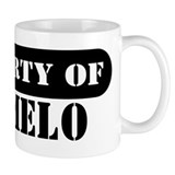 Property of Carmelo Small Mug