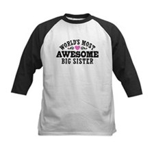 Awesome Big Sister Tee