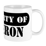 Property of Cameron Small Mug