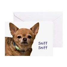 Chihuahua Birthday Greeting Cards