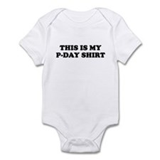 P-DAY SHIRT FUNNY MORMON MISSIONARY T-SHIRT Infant