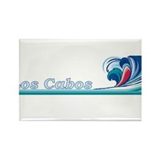 Cute Cabo Rectangle Magnet (100 pack)