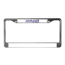 Lucas License Plate Frame
