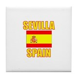 Cute Seville Tile Coaster