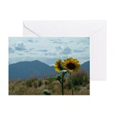 Sunflower Blank Notecards (Pk of 10)