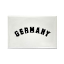 Germany Rectangle Magnet (10 pack)