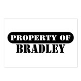 Property of Bradley Postcards (Package of 8)