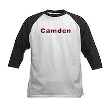 Camden Santa Fur Baseball Jersey