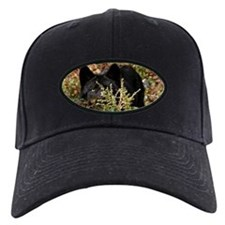 Cute Wolf black Baseball Hat