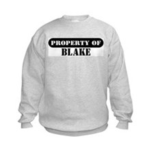 Property of Blake Sweatshirt