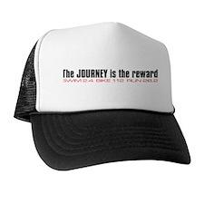 """""""Journey is the reward"""" Trucker Hat"""
