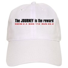 """Journey is the Reward"" Baseball Cap"