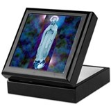 Virgin Mary Keepsake Box