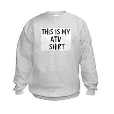 My Atv Sweatshirt
