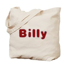 Billy Santa Fur Tote Bag