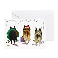 Nothin' Butt A Belgian Xmas Greeting Cards-20 Pk
