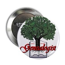 "Genealogist 2.25"" Button"