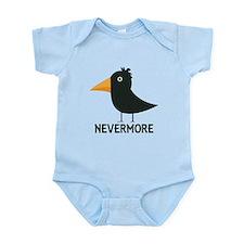 Nevermore Raven Onesie