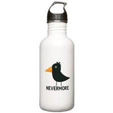 Nevermore Raven Water Bottle