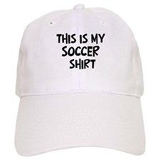 My Soccer Baseball Cap
