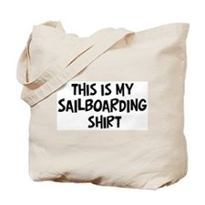 My Sailboarding Tote Bag
