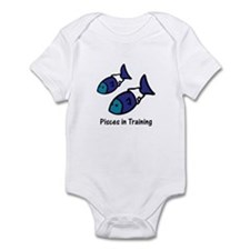 Pisces in Training (Infant Bodysuit)