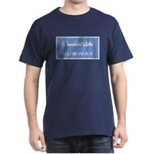 Subway Station, Dubai - UAE T-Shirt