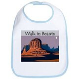 Walk in Beauty Bib