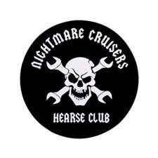 Nightmare Cruisers Grill Badge