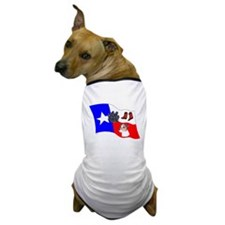 TEXAS FLAG WITH JACK RUSSELL Dog T-Shirt