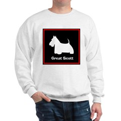 SCOTTIE AGAIN Sweatshirt