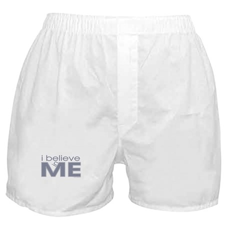 I believe in me Boxer Shorts