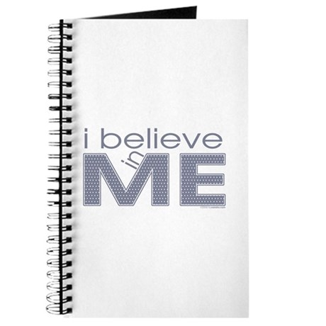 I believe in me Journal