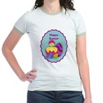 EASTER EGG Jr. Ringer T-Shirt