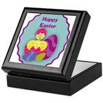 EASTER EGG Keepsake Box