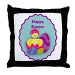 EASTER EGG Throw Pillow