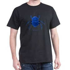 Dung Beetle T-Shirt - Black