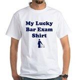 My Lucky Bar Exam Shirt Shirt