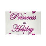 Cute Hailey Rectangle Magnet (10 pack)