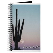 WTM -Cactus & Moon Journal