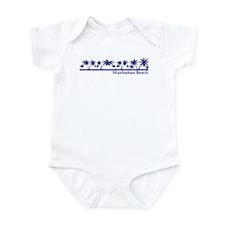 Unique I love newport Infant Bodysuit
