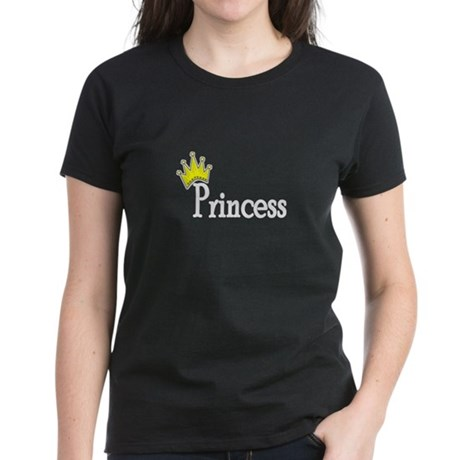 Crown Princess Women's Dark T-Shirt