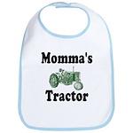 Momma's Tractor Bib