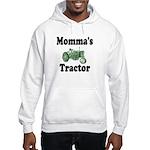 Momma's Tractor Hooded Sweatshirt