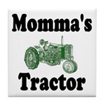 Momma's Tractor Tile Coaster