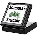 Momma's Tractor Keepsake Box