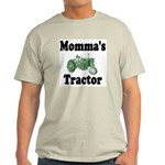 Momma's Tractor Ash Grey T-Shirt