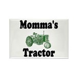 Momma's Tractor Rectangle Magnet (100 pack)