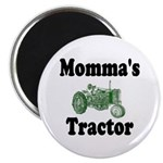 Momma's Tractor Magnet