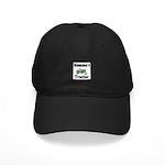 Momma's Tractor Black Cap